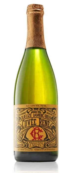 Lindemans Gueuze Cuvée René 5% Vol. 12 x 75 cl Belgien