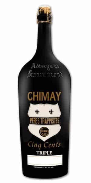 Chimay Cinq Cents Blonde Magnum 8% Vol. 6 x 150 cl Belgien
