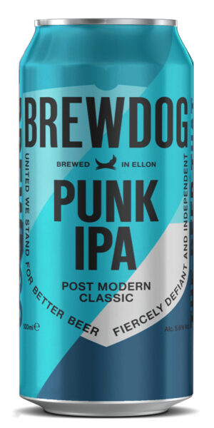 BrewDog Punk IPA boite 5.4% Vol. 24 x 50 cl Dose Schottland