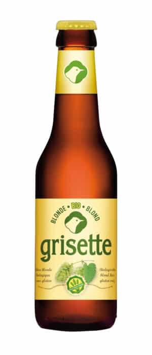 St-Feuillien Grisette Blonde 5.5% Vol. 24 x 25 cl Belgien
