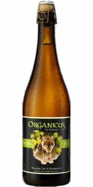 Lupulus Organicus 8.5% Vol. 12 x 75 cl Belgien
