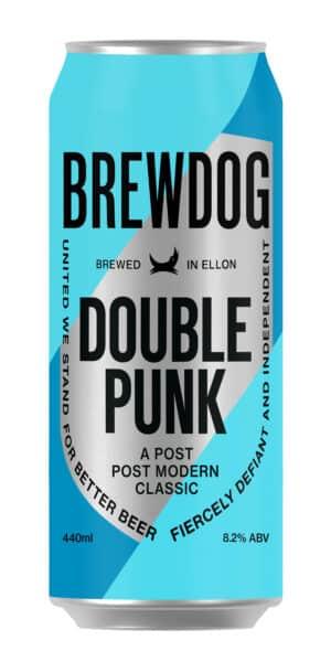 BrewDog Double Punk 8.2% Vol. 12x44 cl Schottland