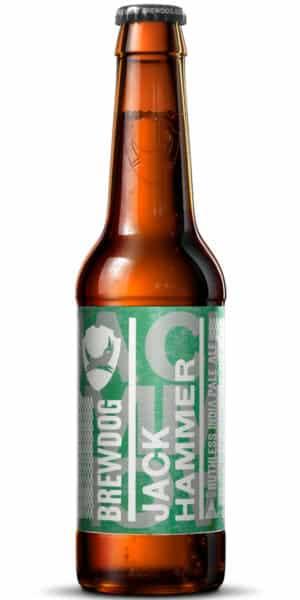 BrewDog Jack Hammer 7.2% Vol. 12 x 33 cl Schottland