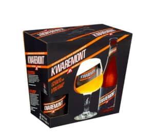 De Brabandere Val. Kwaremont 4B33 + 1VE Geschenkbox 6% Vol. 4 Biere Belgien