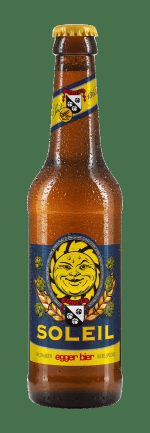 Egger Bier Soleil 5,2% Vol. 24 x 33 cl MW