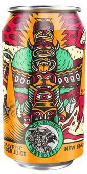 Amundsen Apocalyptic Thunder Juice 6,5 % Vol. 24 x 33 cl Norwegen