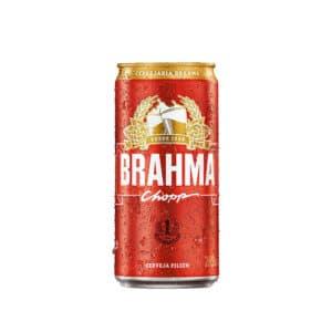 Brahma Lager 4,8% Vol. 24 x 26,9 cl Dose Brasilien