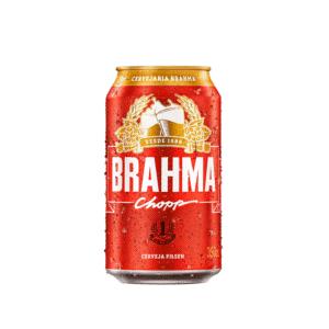 Brahma Lager 4,8% Vol. 24 x 35 cl Dose Brasilien