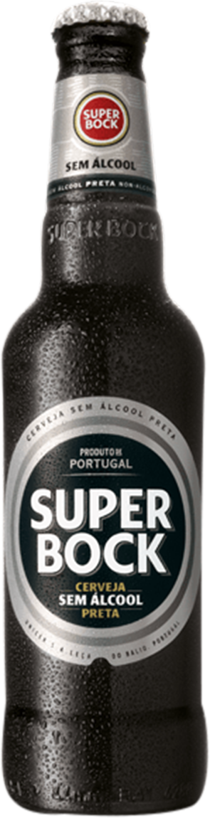 Super Bock Black alkoholfrei 24 x 33 cl Portugal