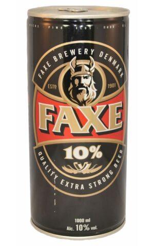 Faxe 10,0% Vol. 12 x 100 cl Dose Dänemark