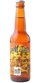 Dois Corvos Matiné Session IPA 4,5% Vol. 24 x 33 cl Portugal