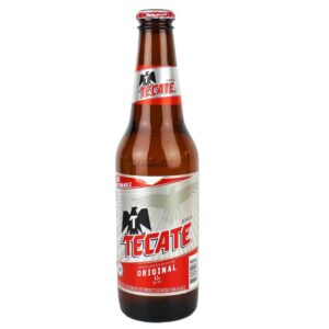 Tecate original 4,5% Vol. 20 x 32,5 cl Mexiko