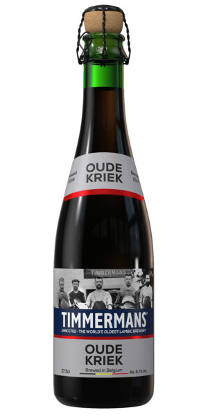 Timmermans Oude Kriek 5.5% Vol. 12 x 37 cl Belgien