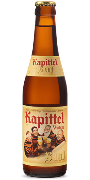 Leroy Kapittel Blond 6.5% Vol. 24 x 33 cl Belgien