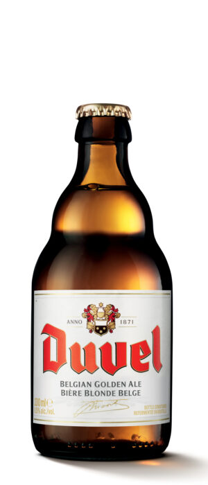 Duvel Blonde sur Lie 8.5% Vol. 24 x 33 cl Belgien