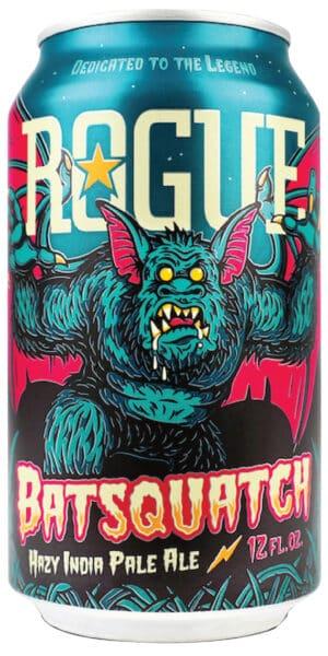 Rogue Batsquatch IPA 6.7 % Vol. 24 x 35 cl Dose Amerika