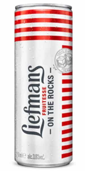 Liefmans Fruitesse 3.8% Vol. 24 x 25 cl Dose Belgien