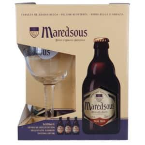 Maredsous Val. Maredsous 3B +1Ve Geschenkset Belgien