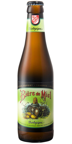 Dupont Bière de miel bio 8% Vol. 24 x 33 cl Belgien