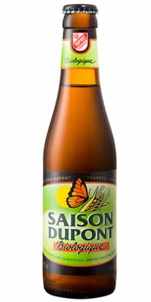 Dupont Saison Biologique 5.5% Vol. 24 x 33 cl Belgien