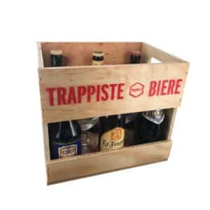La Trappe Coffret Trappiste 6B33 + 2Ve Geschenk Holland