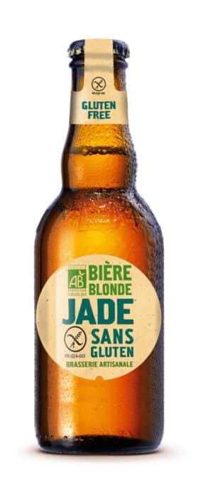 Castelain Jade Gluten Free Bio 4.5% Vol. 24 x 25 cl Frankreich