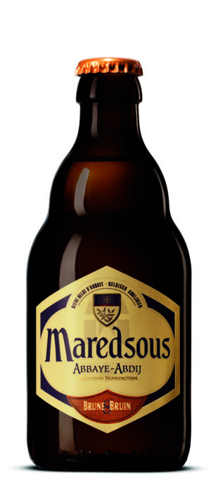 Duvel Maredsous Brune 8 8% Vol. 24 x 33 cl Belgien