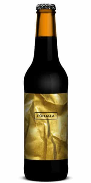 Põhjala Must Kuld ( Black Gold ) 7.8% Vol. 24 x 33 cl Estland
