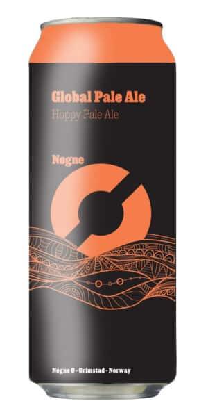 Nogne Global Pale Ale boite Dose 4.5% Vol. 12 x 50 cl Norwegen