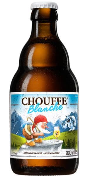 La Chouffe Blanche 6.5% Vol. 24 x 33 cl Belgien