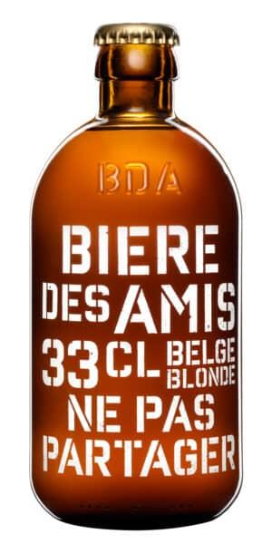 Des Légendes Bière des Amis 5.8% Vol. 20 x 33 cl Belgien