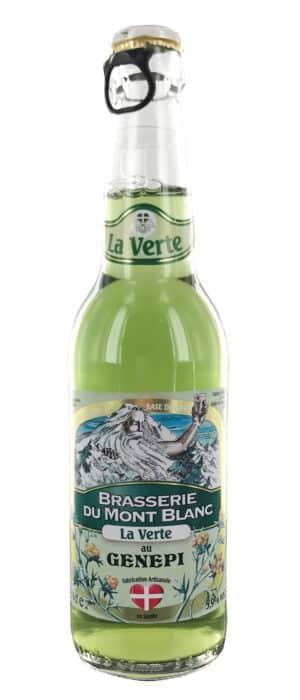 Mont Blanc La Verte au Genepi 5.9% Vol. 12 x 33 cl Frankreich