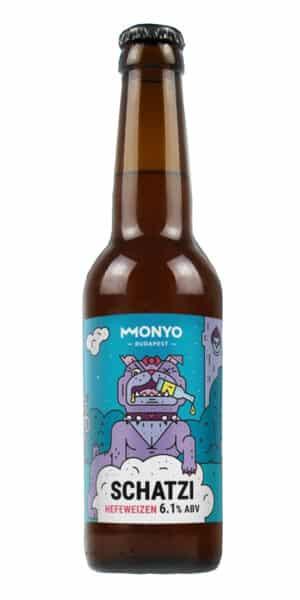 Monyo Schatzi 6.1% Vol. 12 x 33 cl Ungarn