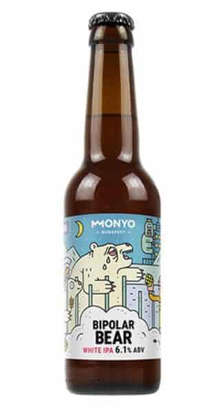 Monyo Bipolar Bear 6.1% Vol. 12 x 33 cl Ungarn