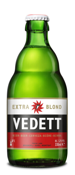 Duvel Vedett Extra Blond 5.2% Vol. 24 x 33 cl Belgien