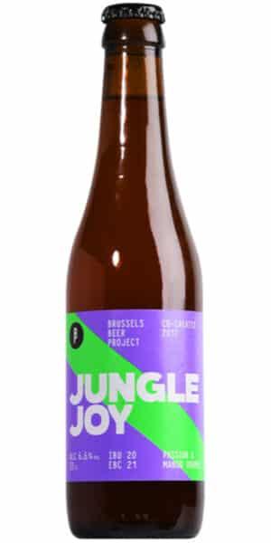 Brussels Beer Project Jungle Joy 5.9% Vol. 24 x 33cl Belgien
