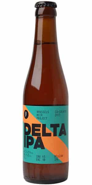 Brussels Beer Project Delta IPA 6% Vol. 24 x 33cl Belgien