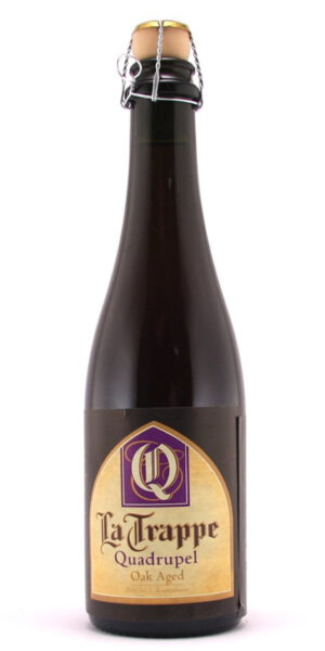 La Trappe Quadrupel Oak Aged 10% Vol. 6 x 37 cl Holland
