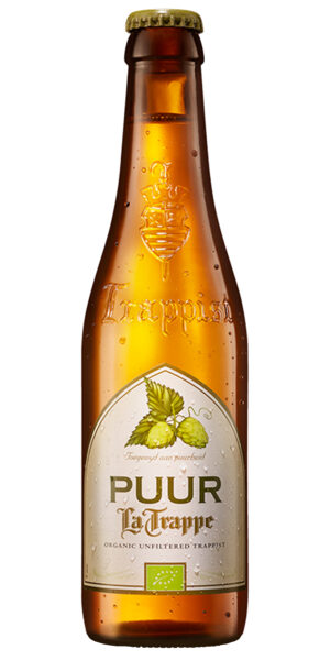 La Trappe Puur 4.5% Vol. 24 x 33 cl Holland