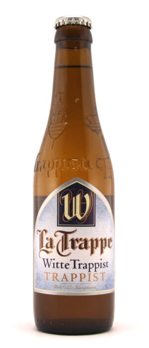 La Trappe Witte blanche 5.5% Vol. 24 x 33 cl Holland