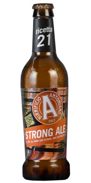 Birra Antoniana Strong Ale 6.3% Vol. 24 x 33 cl Italien