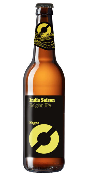 Nogne India Saison 7.5% Vol. 12 x 50 cl Norwegen