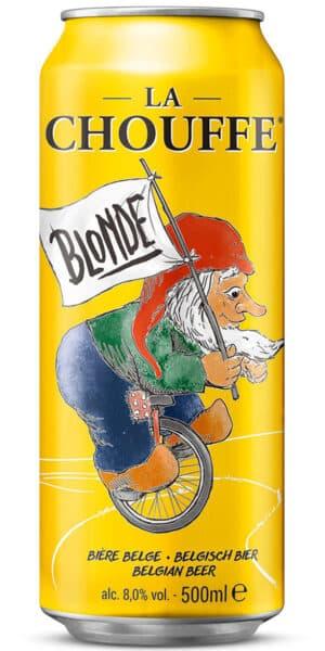 La Chouffe Blonde 8% Vol. 12 x 50 cl Belgien
