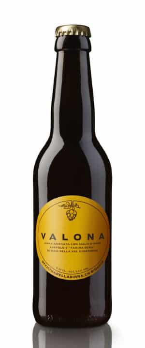 Officina della birra Valona 5.5% Vol. 24 x 33 cl