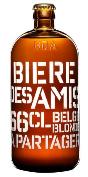 Des Légendes Bière des Amis 5.8% Vol. 12 x 66 cl Belgien