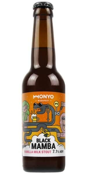Monyo Black Mamba 6.8% Vol. 12 x 33 cl Ungarn