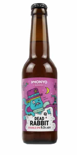 Monyo Dead Rabbit 9.5% Vol. 12 x 33 cl Ungarn