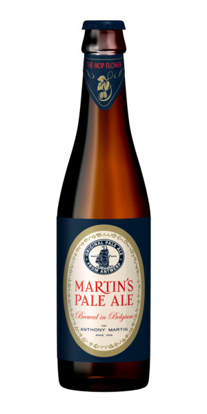 Martin's Pale Ale 5.8% Vol. 24 x 33 cl Belgien