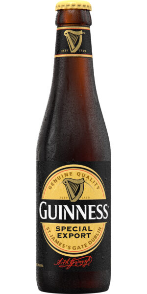 Guinness Special Export 8% Vol. 24 x 33 cl Irland