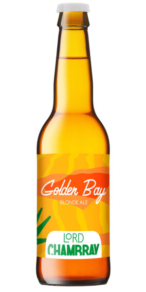 Lord Chambray Golden Bay 5.5% Vol. 12 x 33 cl Malta